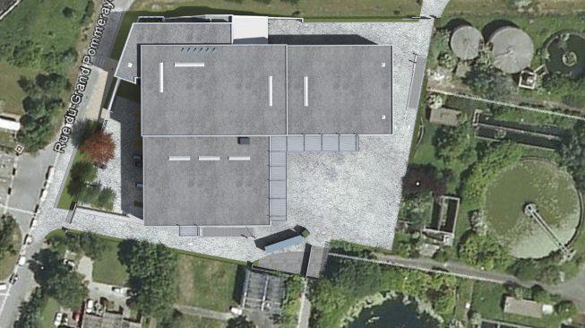 St-Thibault-Plan Masse