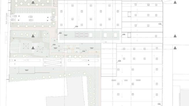 06 Plan masse & Toiture - Projet-A0